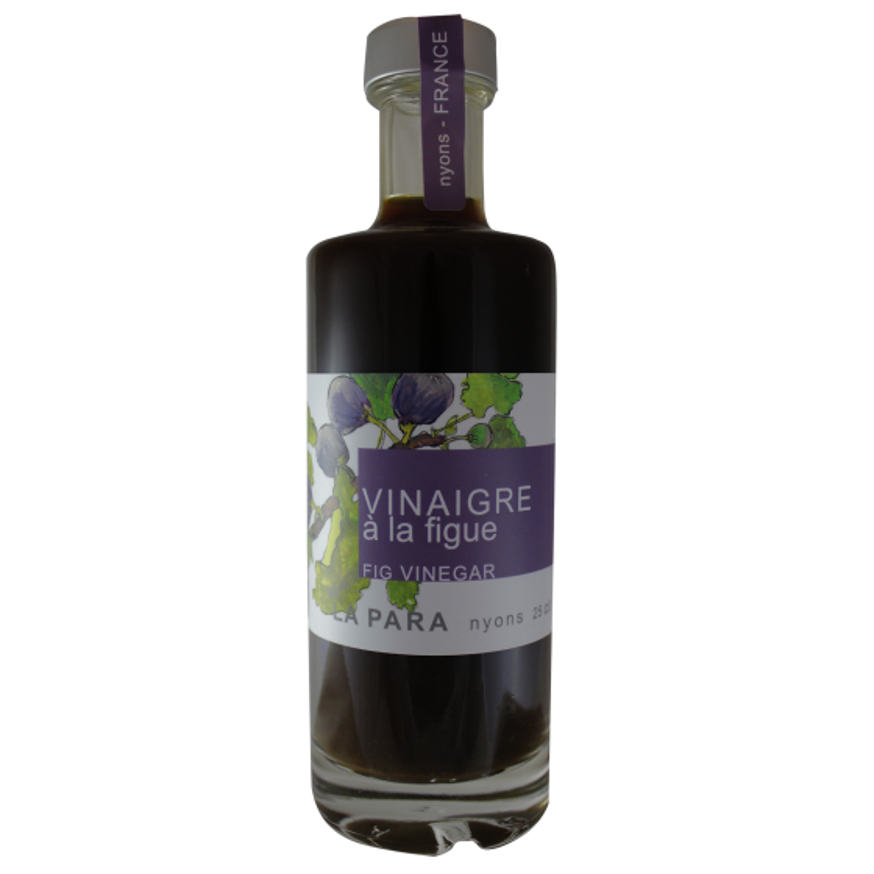 Vinaigre de figue 25 cl