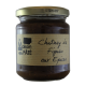 Chutney aux figues et aux épices 220g
