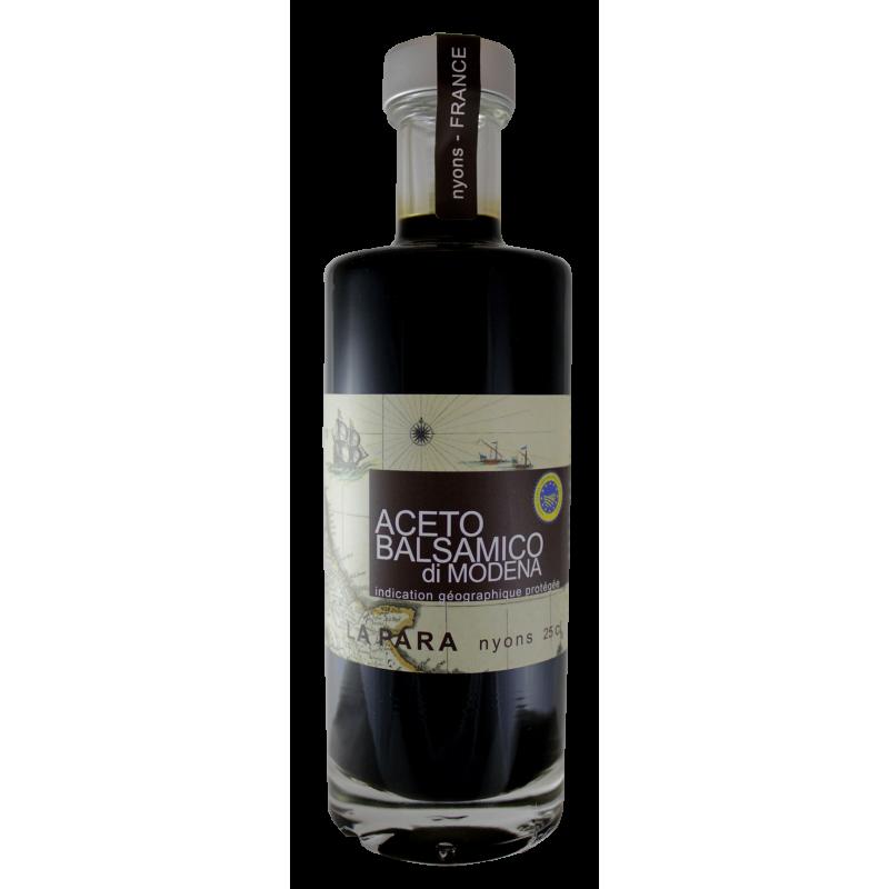 Vinaigre Balsamique de Modène IGP  25 cl