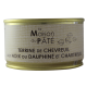 Terrine de Chevreuil aux Noix du Dauphiné et Chartreuse 130 g