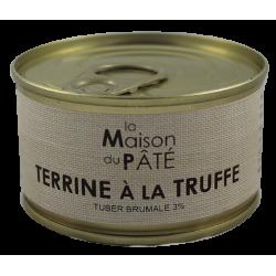 Terrine à la truffe 130 g