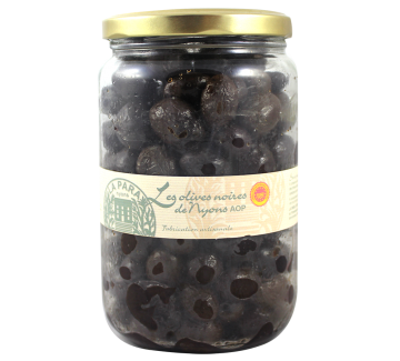 bocal olives 220g