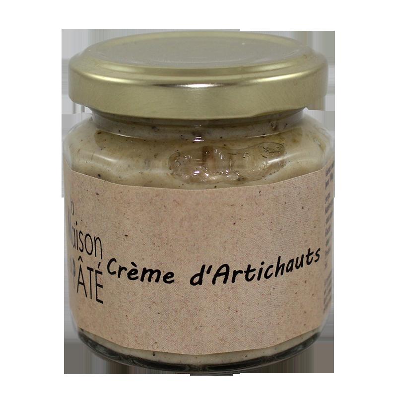 Crème d'artichaut 100g