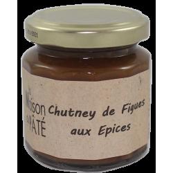 Chutney aux figues et aux épices
