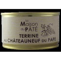 Terrine au Chateauneuf du Pape 130 g