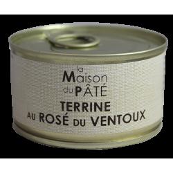 Terrine au Rosé du Ventoux 130 g