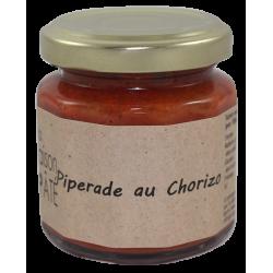 Piperade au Chorizo